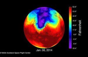 Immagine risalente a gennaio 2014, ad oggi la situazione è ulteriormente peggiorata.