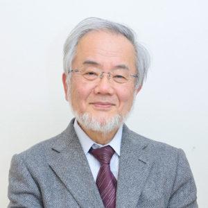 Nella foto lo scienziato giapponese Yoshinori Ohsumi, vincitore del premio nobel per la medicina.