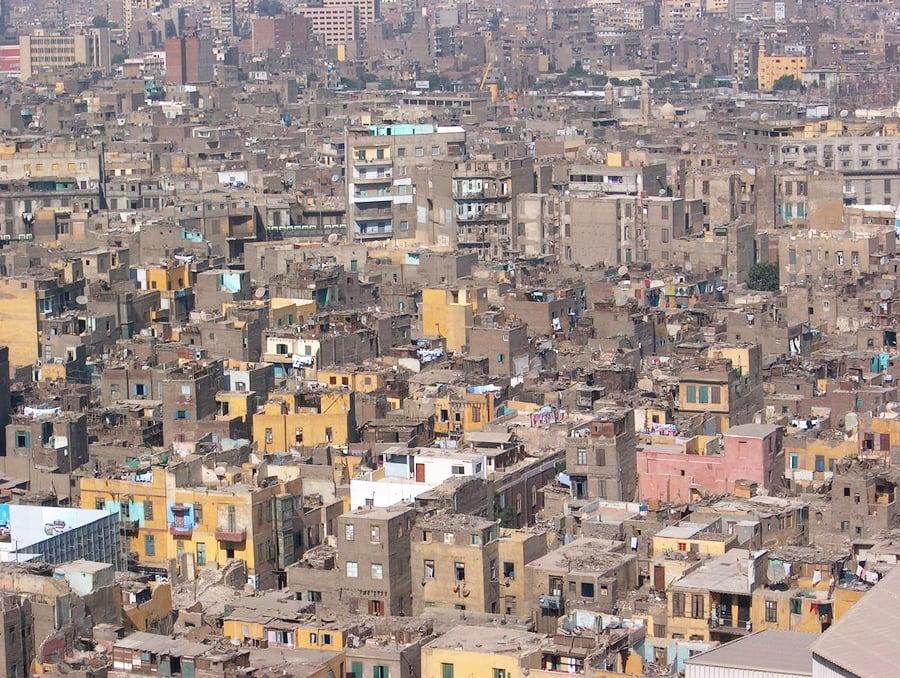 Megalopoli africana con alto tasso di urbanizzazione (fonte: www.africaranking.com)